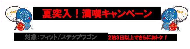 石垣島レンタカーフィット&ステップワゴン